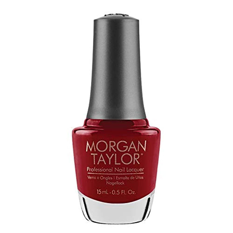 良さ直立所属Morgan Taylor Nail Lacquer - All Tango-d Up - 15 ml/0.5 oz