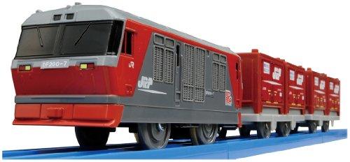 [해외]짱구 S-27 DF200 렛도베아/Plarail S-27 DF 200 Red Bear