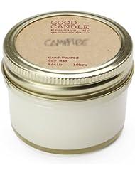 グッドキャンドル 1/4ポンド ゼリージャー キャンドル Good Candle 1/4LB Jelly jar candle [ bayberry ] 正規品