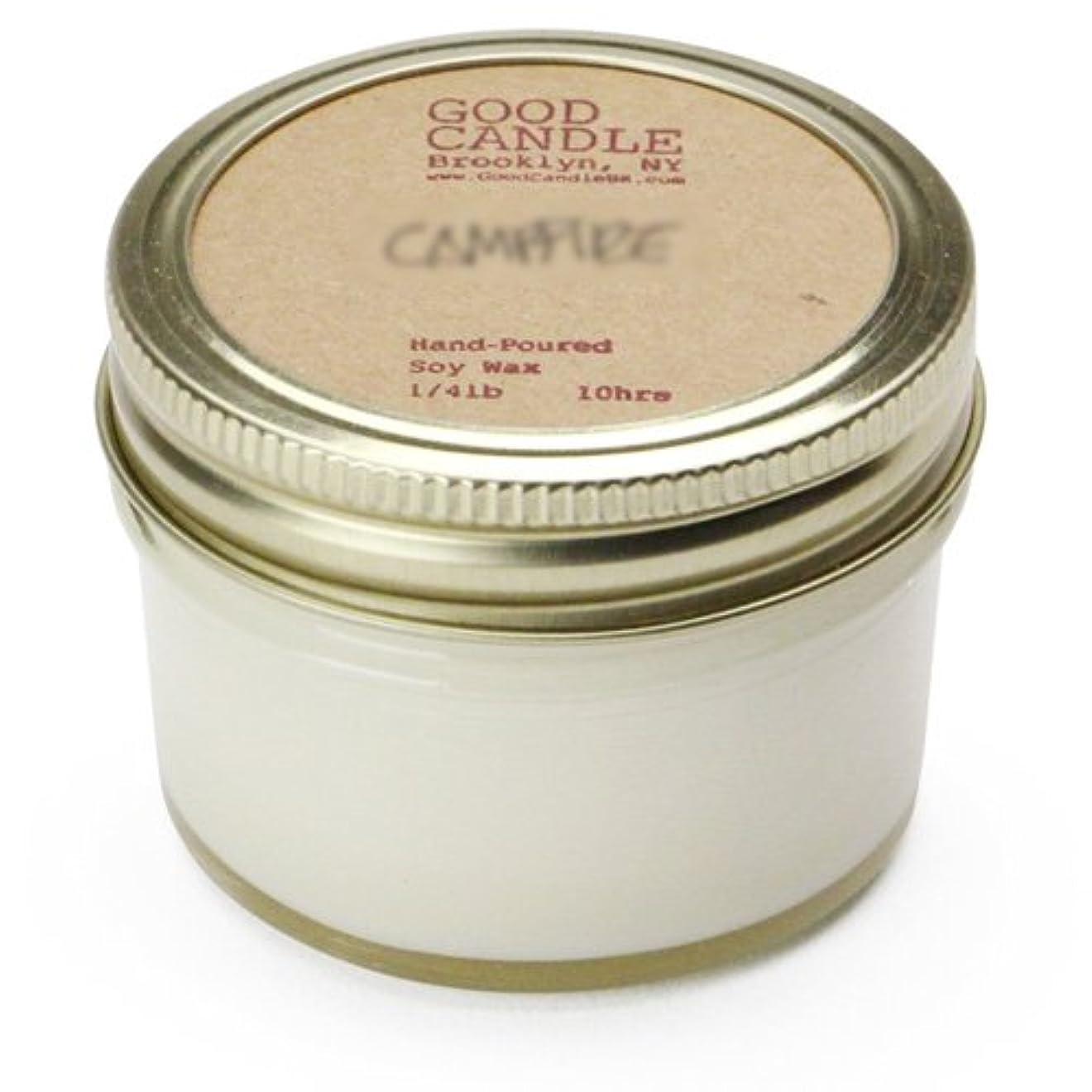 最大の摩擦解読するグッドキャンドル 1/4ポンド ゼリージャー キャンドル Good Candle 1/4LB Jelly jar candle [ bayberry ] 正規品