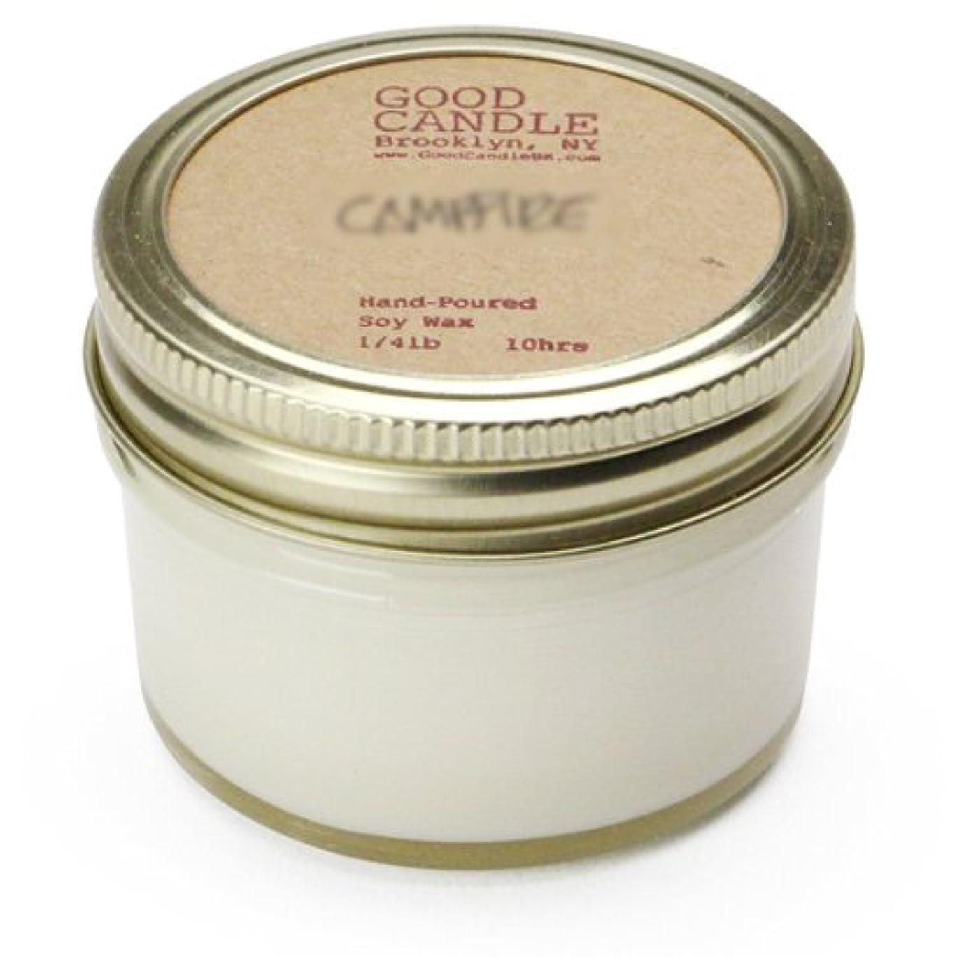 プロポーショナル過ち通訳グッドキャンドル 1/4ポンド ゼリージャー キャンドル Good Candle 1/4LB Jelly jar candle [ Rose ] 正規品