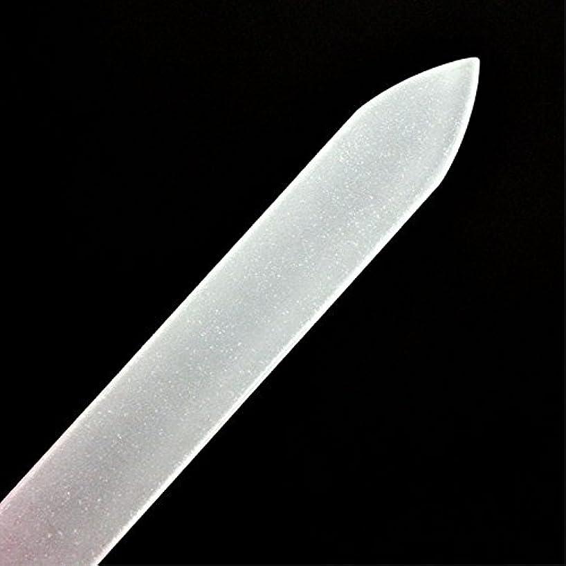 隣接するドレイン受け入れた爪磨き つめみがき ネイルケア 爪やすり 用品ガラス製爪ヤスリ ガラス製 ケース付 つめやすり甘皮 ケア