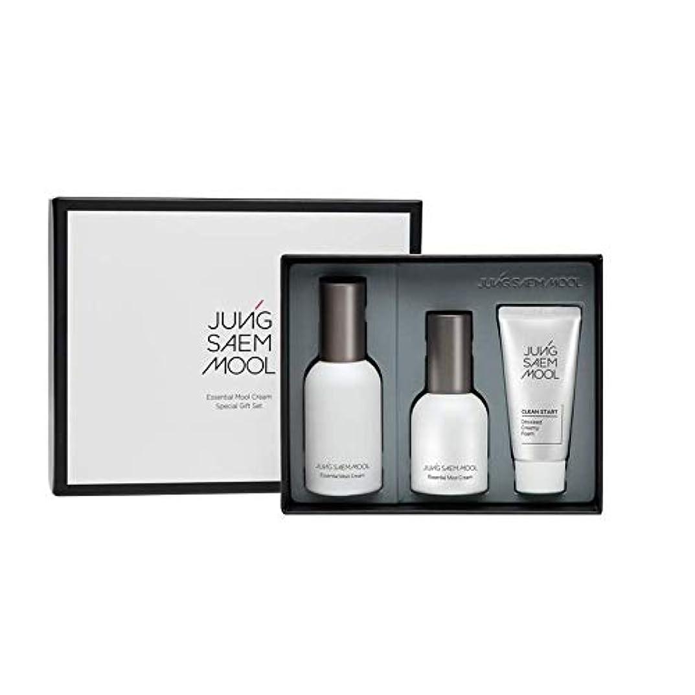 ジョンセンムル JUNGSAEMMOOL エッセンシャルムルクリームスペシャルギフトセット Essential Mool Cream Special Gift Set [並行輸入品]