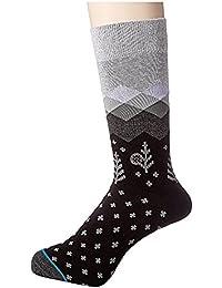 スタンス Stance メンズ 靴下 ソックス Black Valleys MD (Mens Shoe 6-8.5) [並行輸入品]