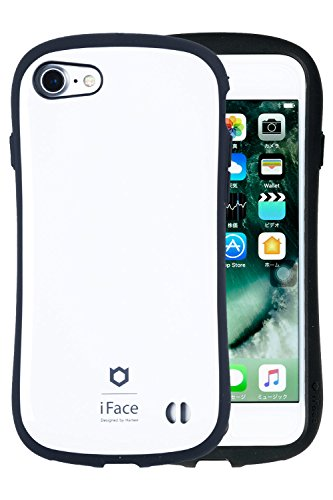 iFace First Class Standard iPhone8 / 7 ケース 耐衝撃 / ホワイト