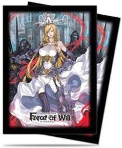 通常カード用デッキプロテクター Force of Will/Valentina パック
