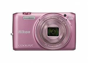 Nikon デジタルカメラ COOLPIX S6800 12倍ズーム 1602万画素 パールピンク S6800WPK S6800PK