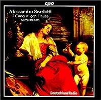 Seven Concerti Con Flauto by SCARLATTI (2000-04-11)