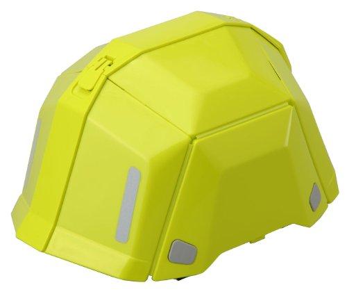 トーヨー 防災用折りたたみヘルメット ブルームII No.101 ライム