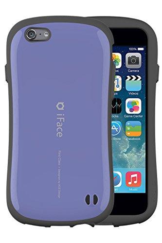 iPhone6s iPhone6 ケース カバー iFace First Class ストラップホール付き 正規品 / パープル
