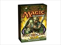 Magic the Gathering: MTG Lorwyn: Morningtide Theme Deck - Warrior's Code (Red... [並行輸入品]