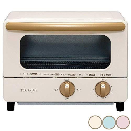 アイリスオーヤマ『オーブントースター ricopa(リコパ)(EOT-R1001)』