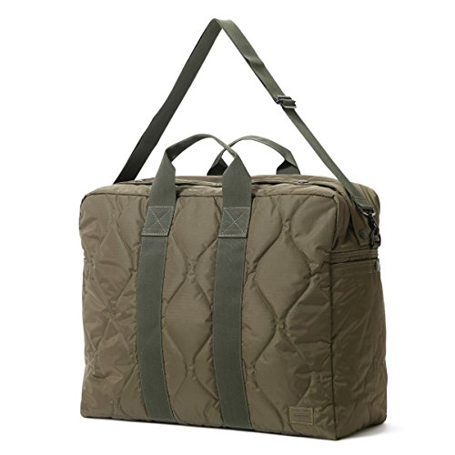 (ヘッド・ポーター) HEAD PORTER | CLAYTON | KIT BAG (OLIVE)