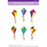Kite Window Cling (No.8213) [並行輸入品]