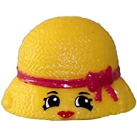Shopkins Season 3 #3-020 Yellow Hattie Hat (Common)