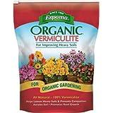 Espoma VM8 8-Quart Organic Vermiculite - Brown/A