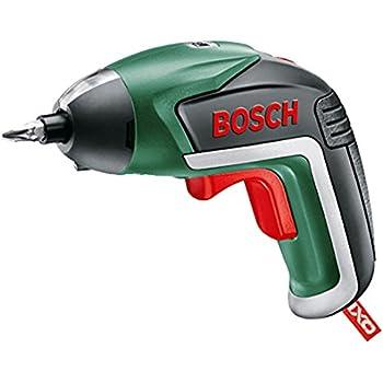 BOSCH(ボッシュ) バッテリードライバー IXO5