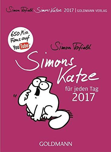 Simons Katze fuer jeden Tag - 2017