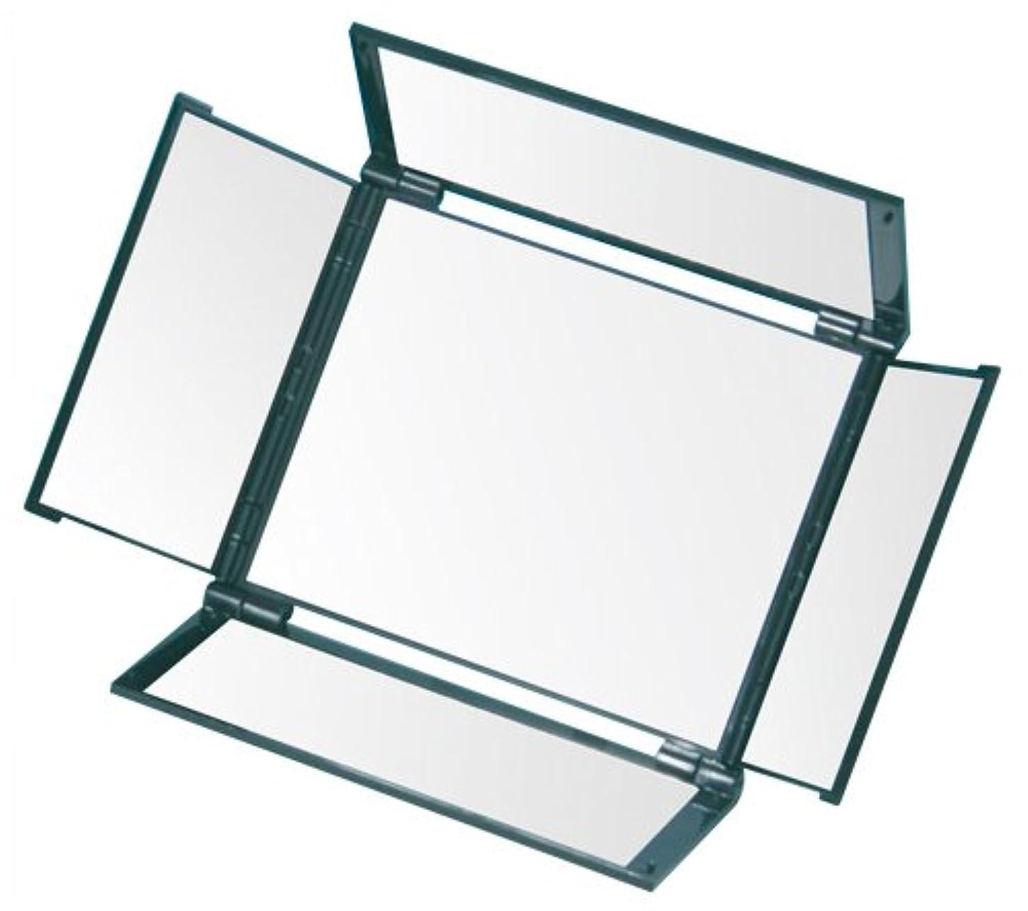 いじめっ子焦がす建設オールラウンドミラー(5面鏡) HA-5 メタリックブラック