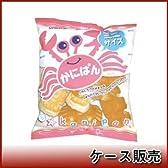 三立製菓 ミニかにぱん 90g × 12袋