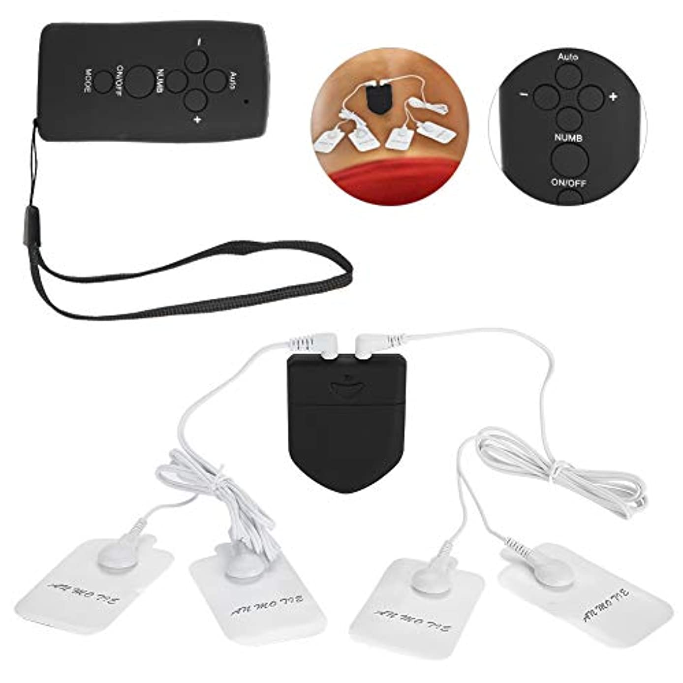 サービス活性化する海賊マッサージ装置、ワイヤレスリモコンデュアル出力多機能マッサージャー