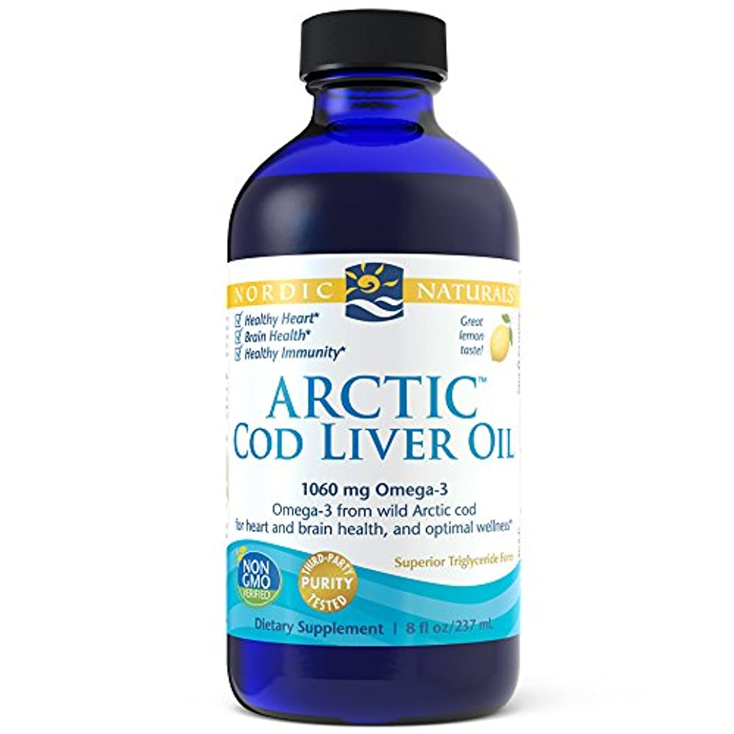 平野エンドテーブルバイナリNordic Naturals アークティック CLO - コド リバー オイル レモン 8オンス
