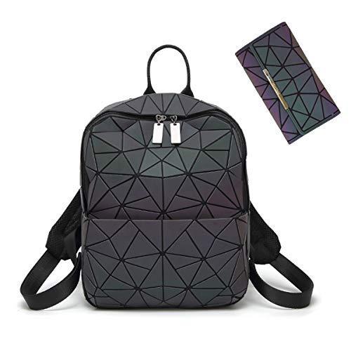 HotOne Geometric Backpack Holo...