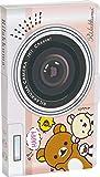 サンエックス リラックマ 付箋メモ 手帳型 カメラ型 MW47204