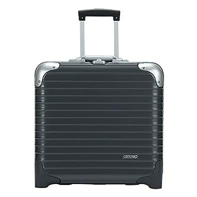 (リモワ)RIMOWA Limbo リンボ 882.40 88240 Business Trolley ビジネストローリー スーツケース キャリーバッグ シールグレー 24L並行輸入品