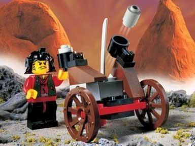 Lego Ninja Blaster 1099