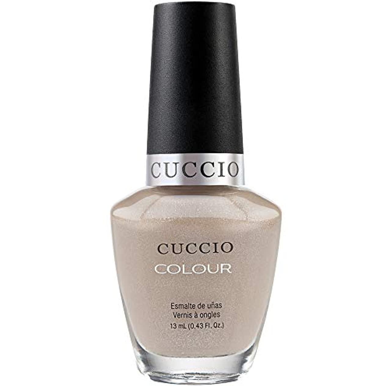 ヒールおそらく尊敬するCuccio Colour Gloss Lacquer - Cream & Sugar - 0.43oz / 13ml