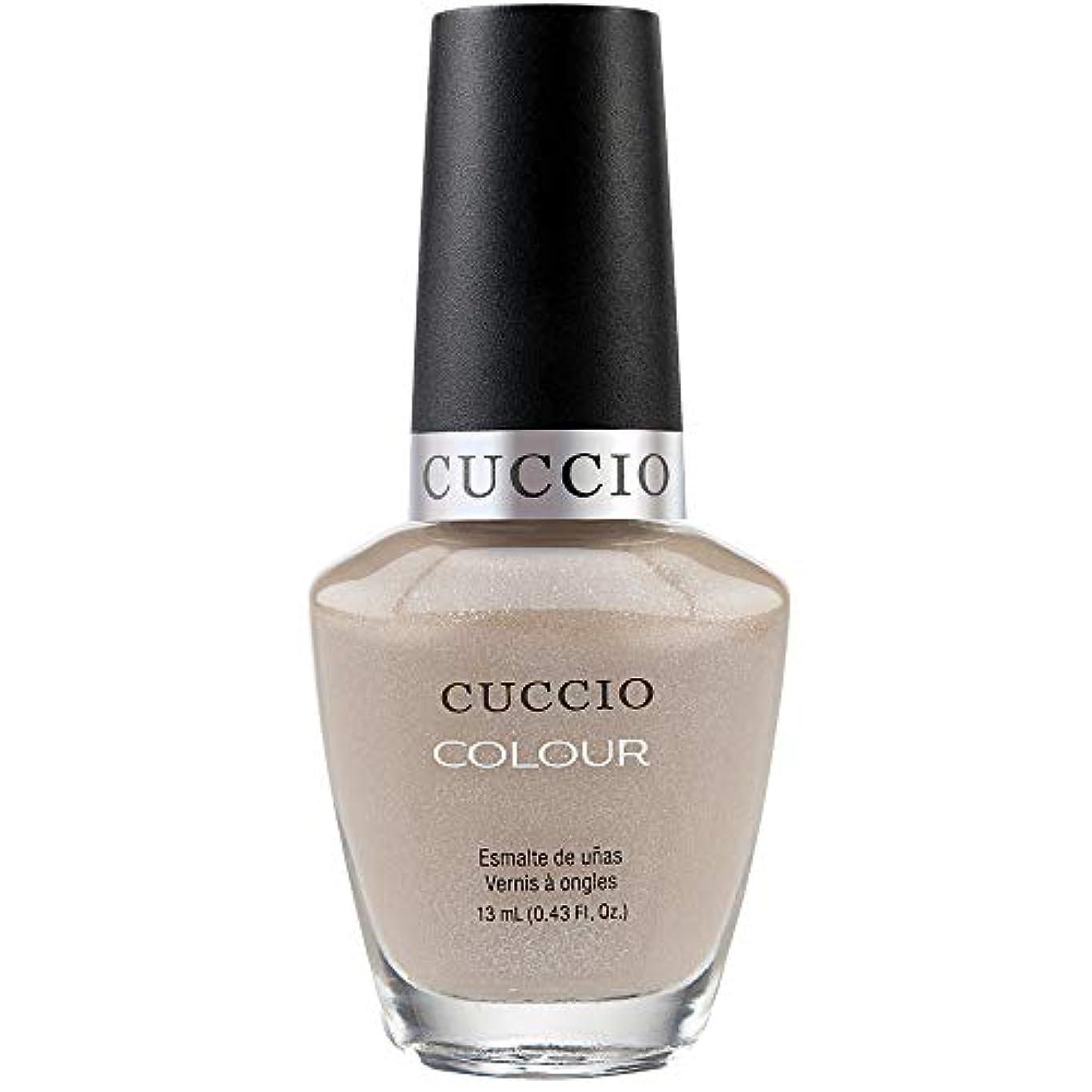 哀れなただやる衣装Cuccio Colour Gloss Lacquer - Cream & Sugar - 0.43oz / 13ml