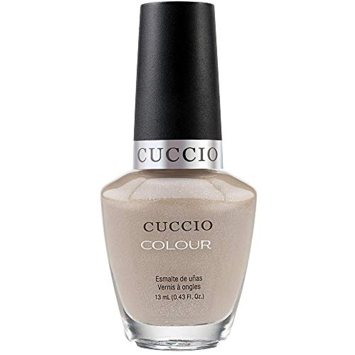 のれんドーム希望に満ちたCuccio Colour Gloss Lacquer - Cream & Sugar - 0.43oz / 13ml