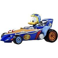 トミカ ディズニー ミッキーマウスとロードレーサーズ MRR-2 ダック?クルーザー ドナルドダック