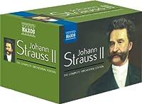 ヨハン・シュトラウス 2世:管弦楽作品全集(52枚組)