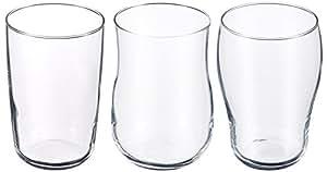 アデリア ビールグラス クラフトビア 3個セット 爽快 芳醇 重厚 グッドデザイン賞受賞品 食洗機対応 日本製 S-6080