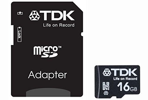 【Amazon.co.jp限定】TDK microSDHCカード 16GB Class10 5年保証 Newニンテンドー3DS動作確認済み T-MCSDHC16GB10-FFP (FFP)