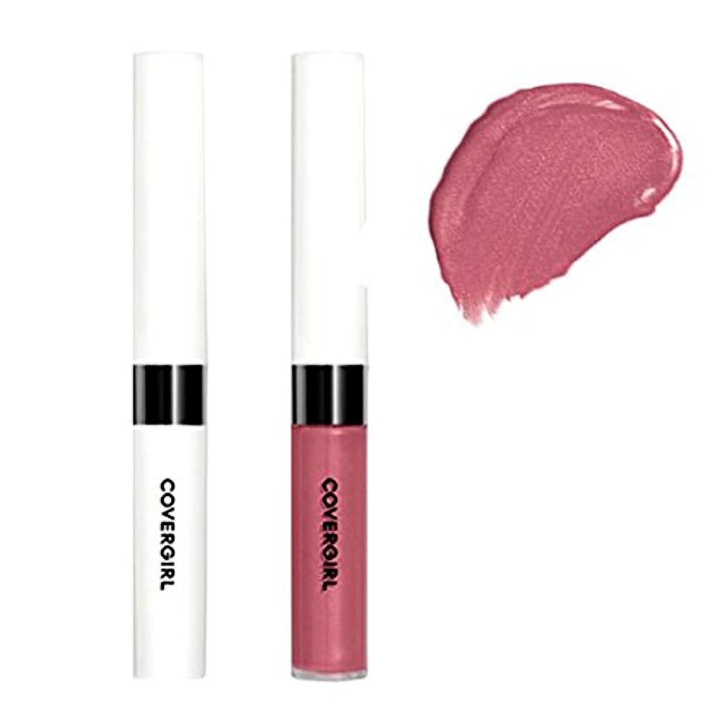 取り扱いクレアどちらかCOVERGIRL Outlast All-Day Moisturizing Lip Color, 555 Blossom Berry (Packaging may vary) [海外直送品]