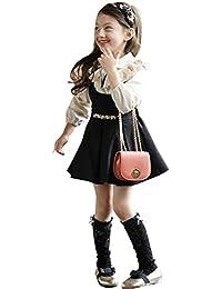 a6421f70faa67 Cuteshower 子供ドレス 女の子 フォーマル キッズ ドレス 子供服 ワンピース 七五三 ...