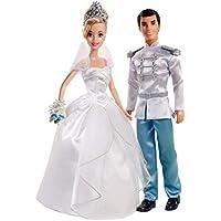 ディズニー プリンセス シンデレラ ウェディング ドレス 王子様 人形 セット 結婚式 [並行輸入品]