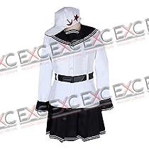 アニメ コスプレのエクシー(EXC) 艦隊これくしょん ヴェールヌイ風 コスプレ衣装・男性LLサイズ