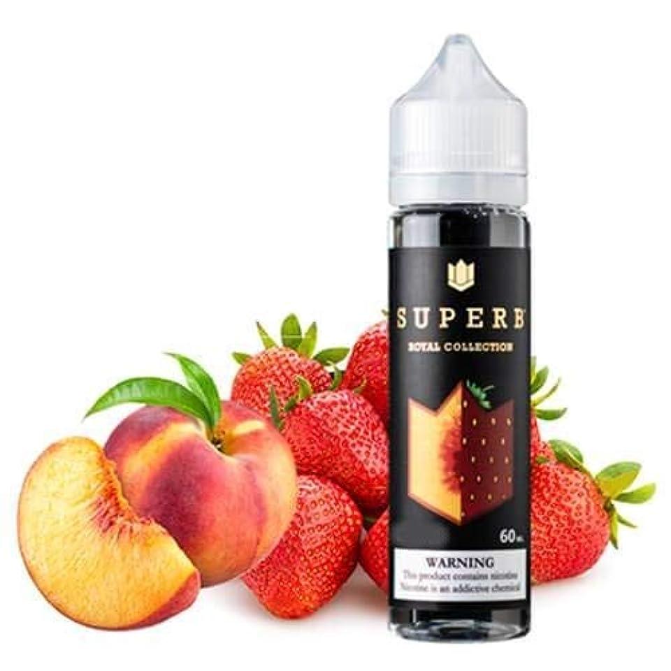 同意する彼女自身流出大人気 SUPERB VAPE 電子タバコ リキッド USA産 (Nectar Berry, 60ml)