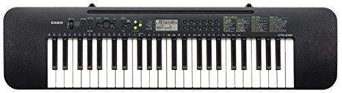 CASIO(カシオ) 49鍵盤 電子キーボード CTK-240 [ベーシック]