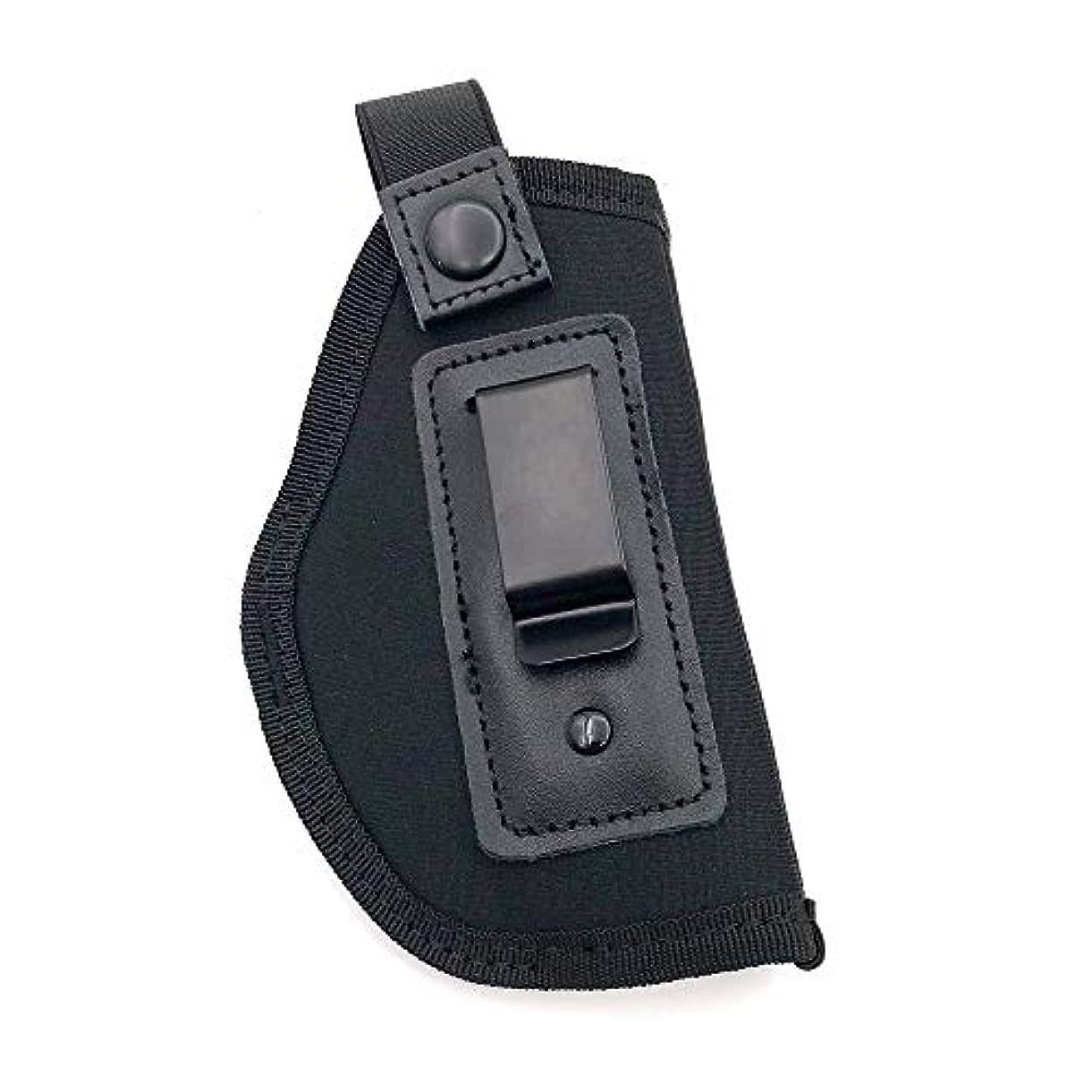 天窓話歌詞屋外ステルス戦術ウエストバンドダイビングコットンホルスターCSフィールドソフトウエストバッグ戦術的な小さなバッグ (Color : Black, Size : 18*10*3cm/7.1*3.9*1.2in)