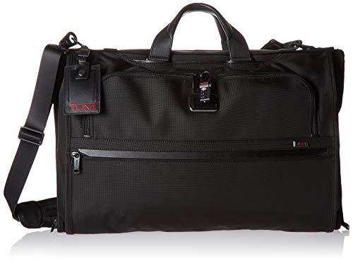 [トゥミ] ガーメントバッグ 公式 正規品 TUMI Alpha 3 ガーメント・バッグ・トライフォールド・キャリーオン 31L 38 cm 5.5kg Black