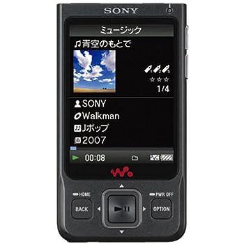 SONY ウォークマン Aシリーズ ワンセグ内蔵 4GB ブラック NW-A916 B