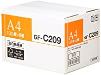 GF-C209 A4 FSCMIX SGS-COC-001433