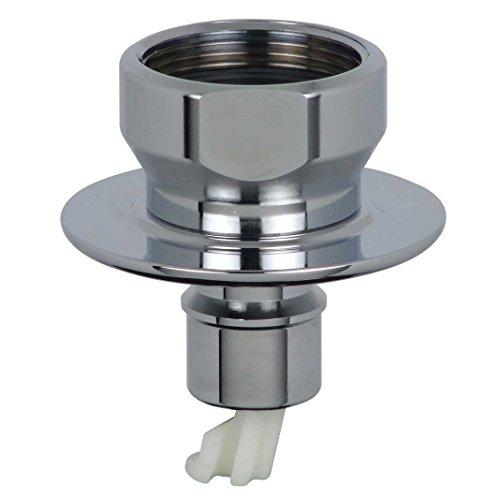 カクダイ 洗濯機用 取替簡単ニップル 呼13 自在水栓 対応 給水ホースをワンタッチ接続 水漏れ防止ストッパー付き 金属製 772-004
