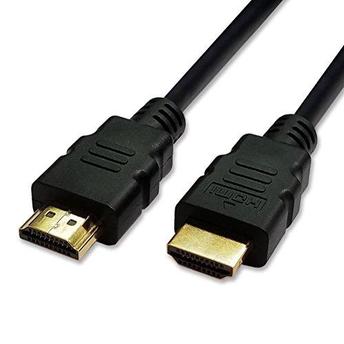 『Keepjoy HDMIケーブル 1.5m プレミアム ハイスピード 高耐久 Ver1.4 [4K/3D/イーサネット/オーディオリターン] (1.5M)』のトップ画像