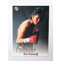 BBM2014ボクシング「The Champ Ⅱ」【鬼塚勝也】レギュラーカード11≪ボクシングカードセット≫